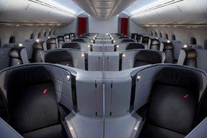 Air France Boeing 787 Business Class