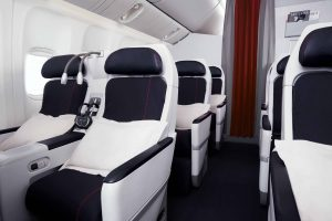 Air France Premium Economy Seats