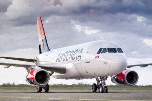 Air Serbia aircraft A320 image
