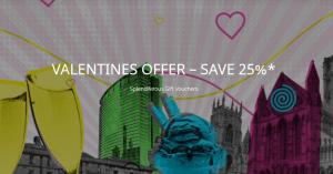 Best Western Valentines Promotion