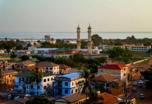 City of Banjul, Gambia