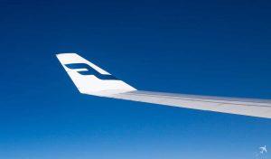 Finnair Wingtip