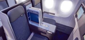 Flydubai Business class 737 MAX 8 alt