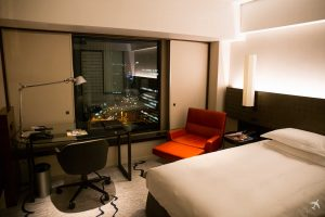 Hilton Tokyo room
