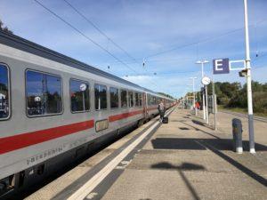 InterCity Bahnhof Ostseebad Binz