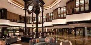 Millennium Hotels Lobby