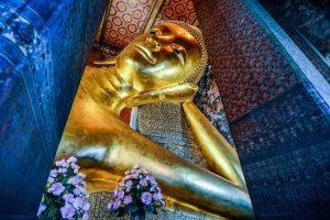 Pho Temple Bangkok Thailand