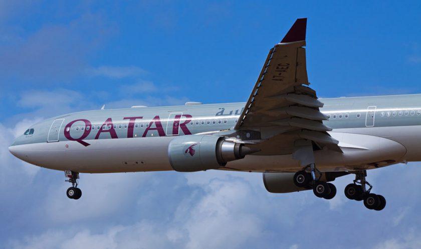 Qatar Aircraft