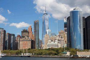 Skyline Lower Manhattan New York USA 3