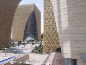 architecture riyadh saudi arabia