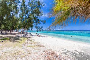plage de l'Hermitage, île de la Réunion