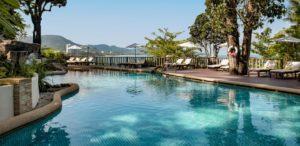 centara villas phuket swimming pool