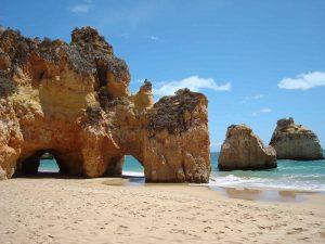 faro algarve portugal beach