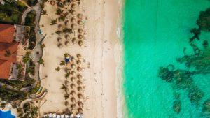 punta cana tiki beach