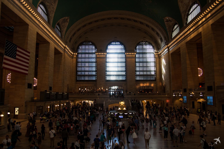 Central Station New York, USA