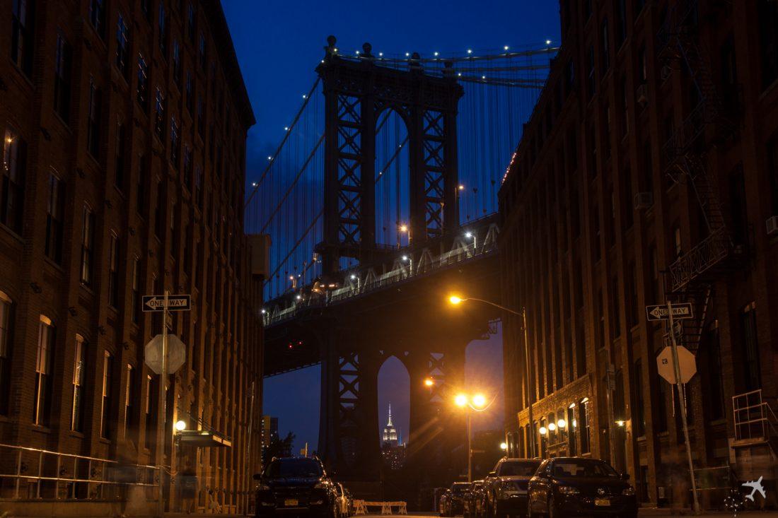 Manhattan Bridge New York, USA