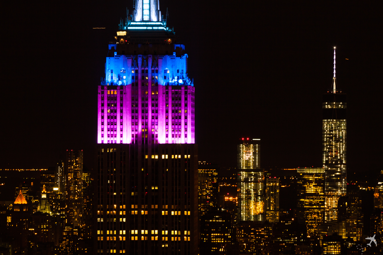 Empire State Building New York, USA