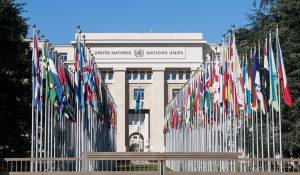 Vereinte Nationen Genf, Schweiz
