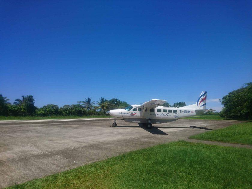 10 Sansa Cessna Tortuguero 1