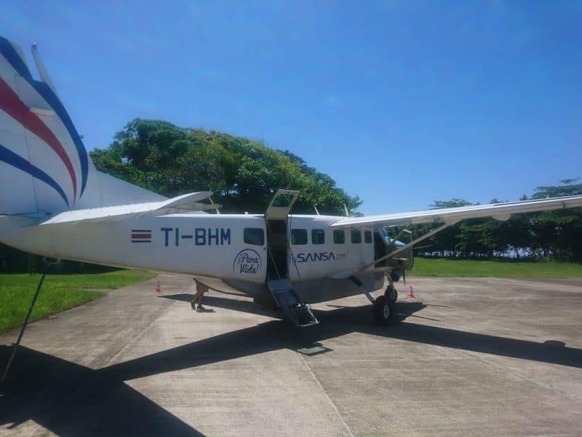 11 Sansa Cessna Tortuguero 2