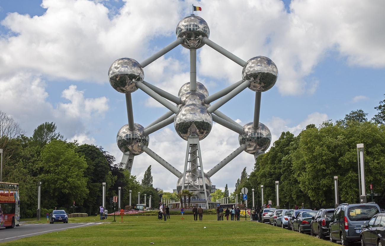 Atomium, Brüssel