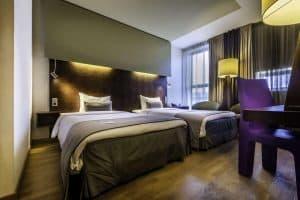 artemis hotel amsterdam room