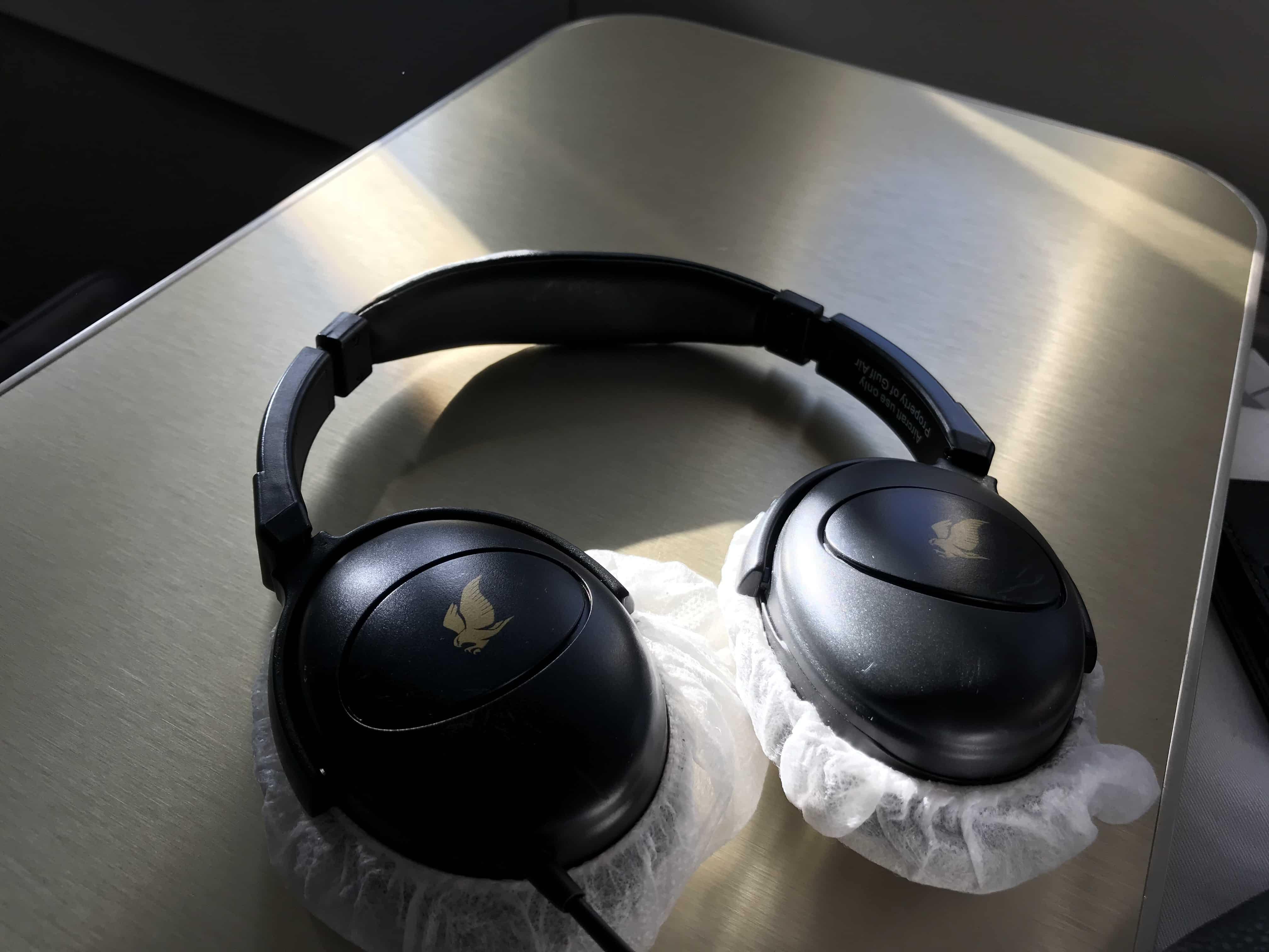 Gulf Air Bewertung - Kopfhörer