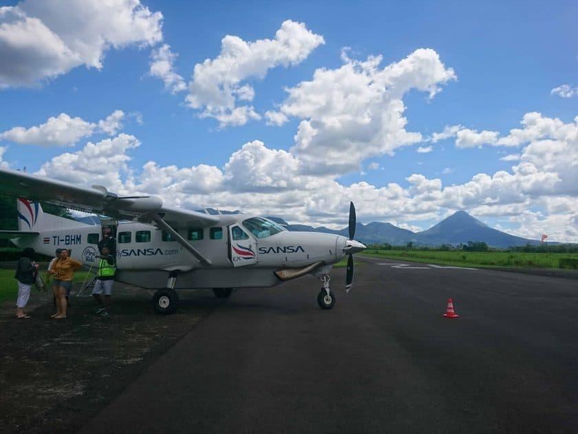 21 Sansa Cessna La Fortuna