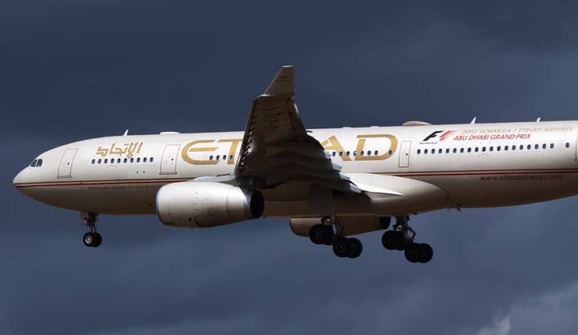 Etihad Airways A330