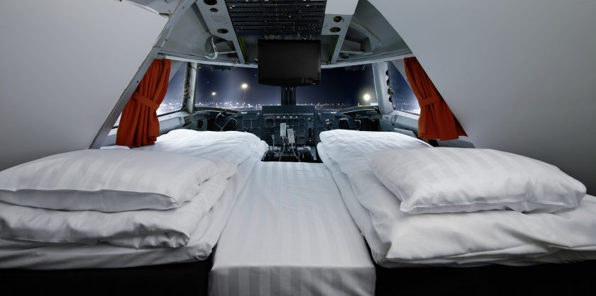 Die Cockpit Suite (Copyright by Jumbo Stay)
