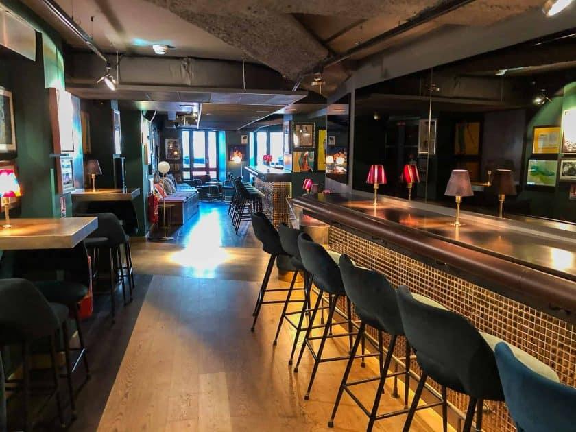 25hours Hotel Paris Bar