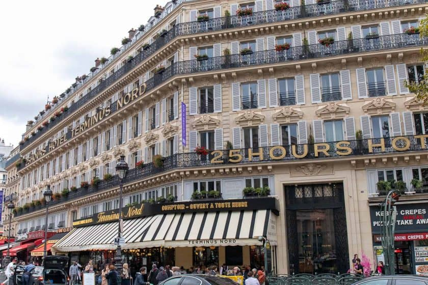 25hours Hotel Paris Front 2