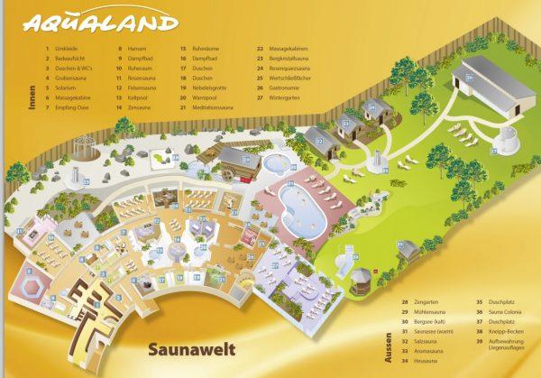 Aqualand Saunawelt