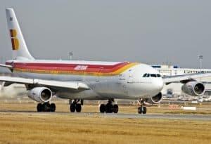 Iberia A340