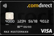 comdirect Visa Kreditkarte
