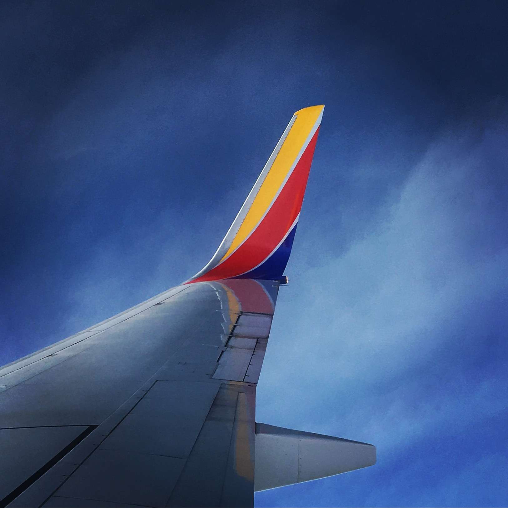 InFlight Southwest Airlines