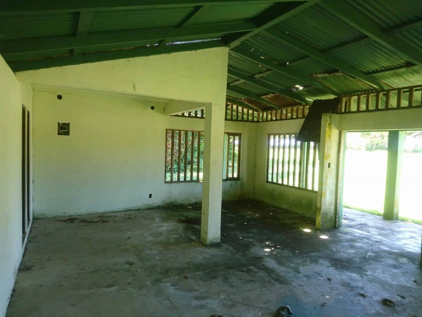 6 Flughafengebäude Tortuguero 2