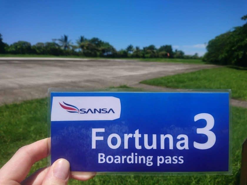 8 Boarding Pass