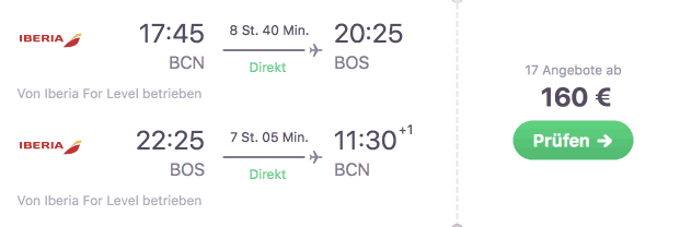 skyscanner bcn-bos level oct18