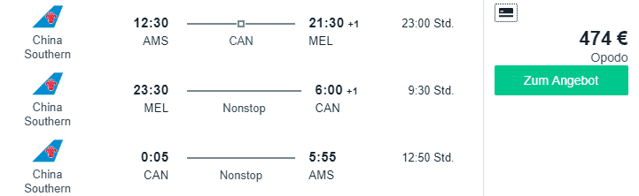 AMS CAN Stopover 474