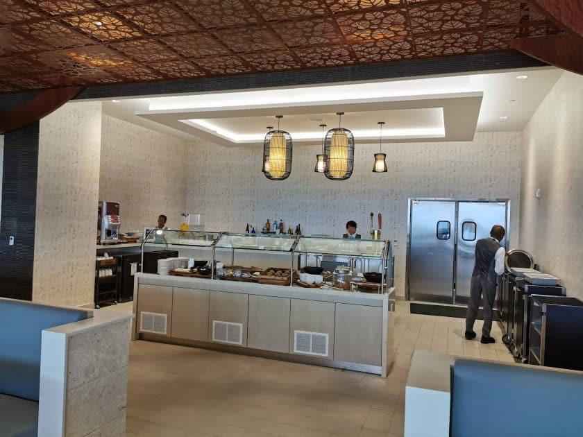 ANA Lounge HNL Bar