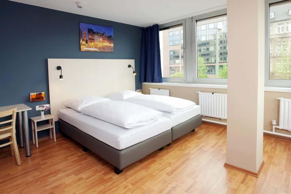 Aund O Hotel Frankfurt