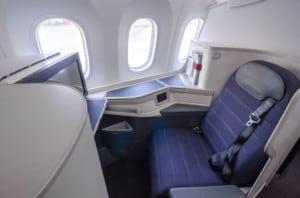 Aeromexico Sitz Boeing 787 9