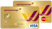 Germanwings Kreditkarte Gold