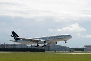 Air Canada Star Alliance Livery