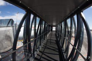 Air Canada Boeing 787-9 Gangway