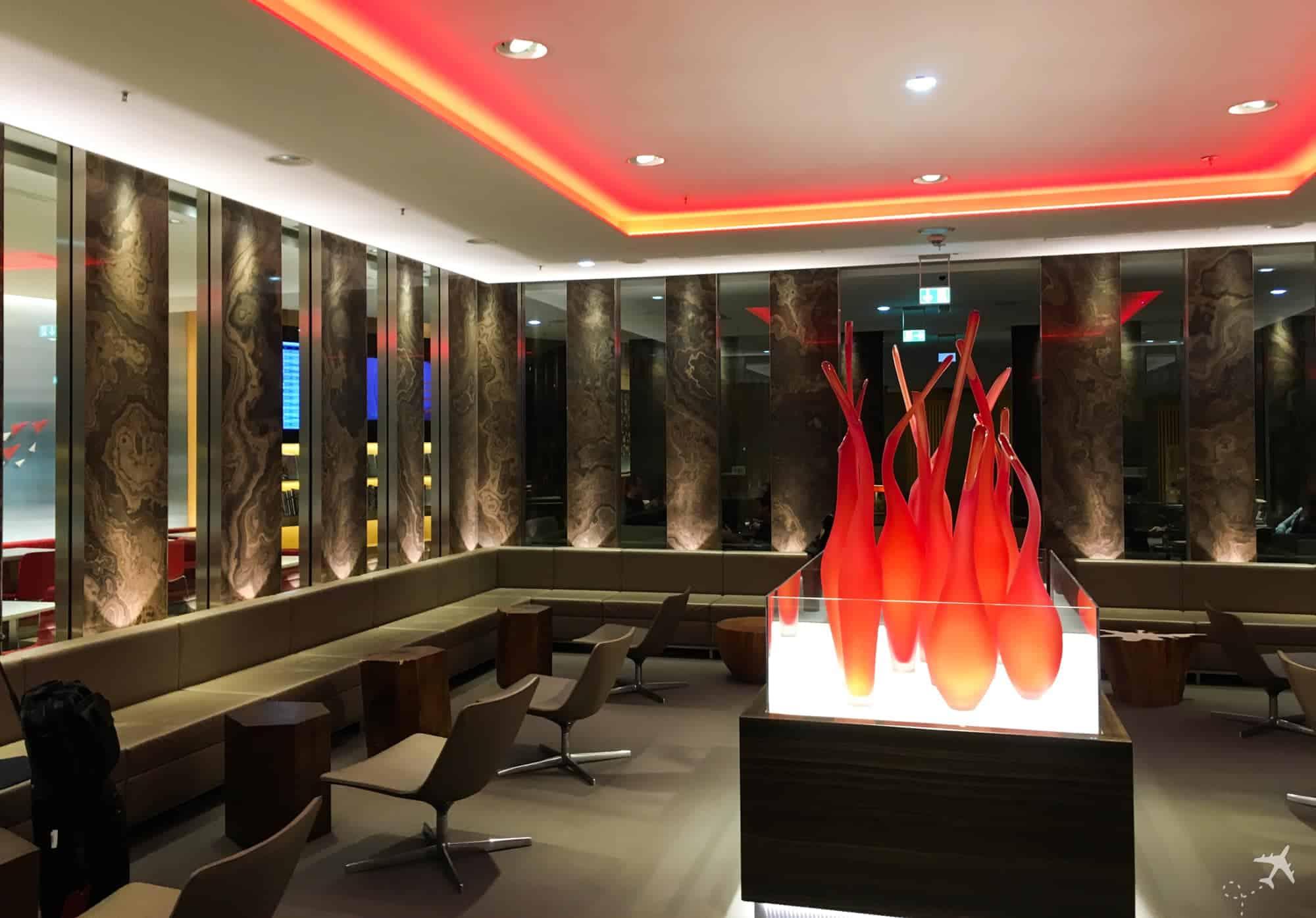 Air Canada Maple Leaf Lounge Frankfurt