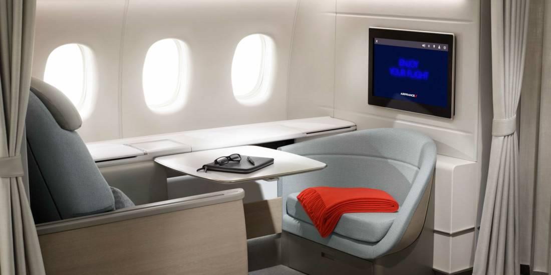 Air France La Premiere First Class Boeing 777
