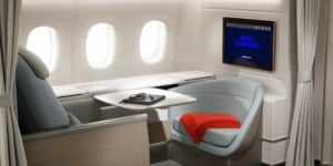 Air France La Premiere First Class Boeing 777