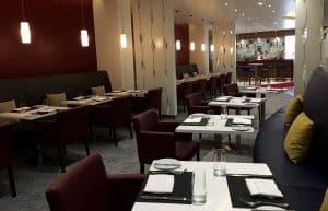 Air Serbia Lounge Restaurant crop